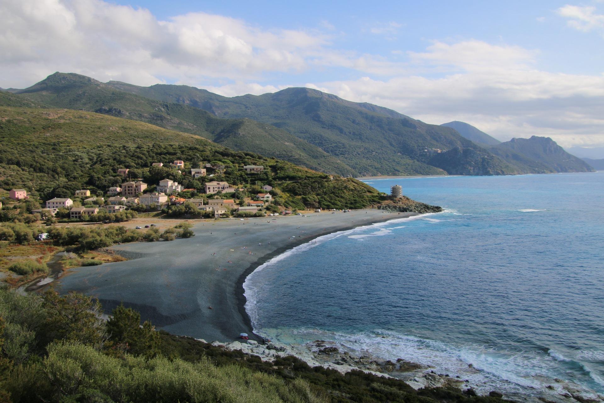 Korsika Tag 1 + 2